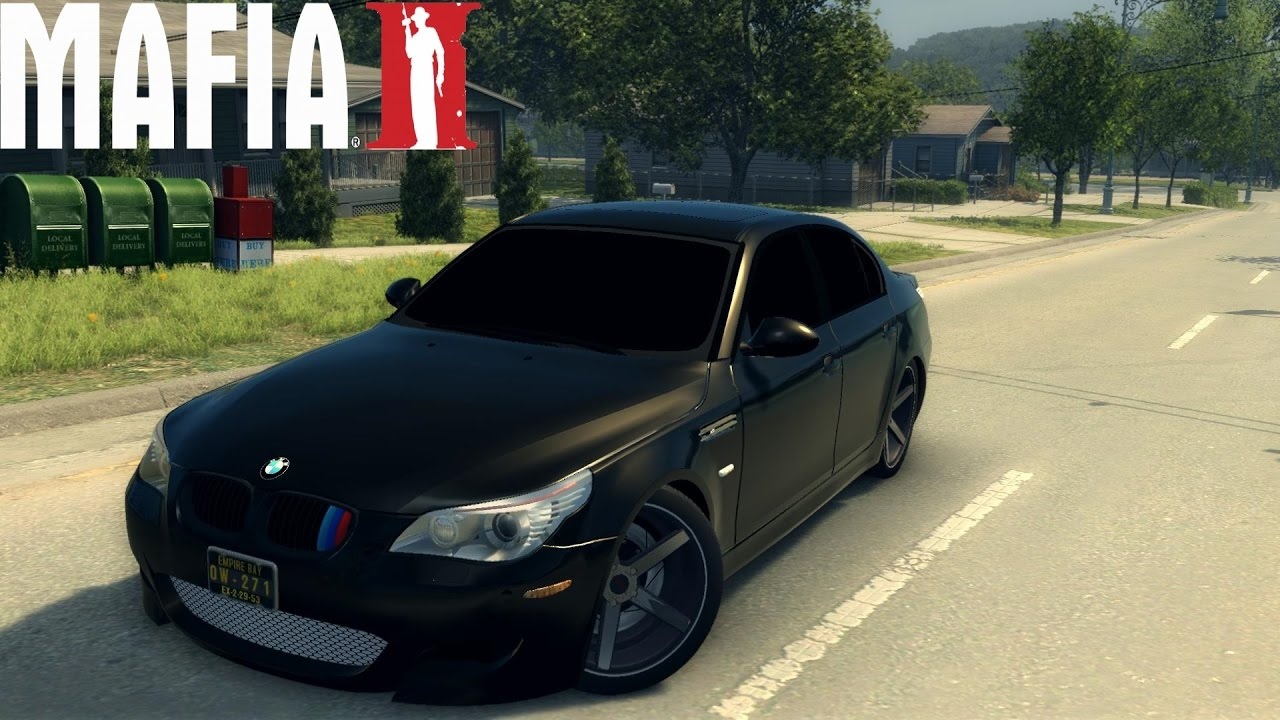 mafia2 bmw m5 e60 mafia game mods. Black Bedroom Furniture Sets. Home Design Ideas